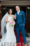 Olivia Gorman, daughter of Maureen and Don, from Ballybunion, and Donal Moran, son of Bernie and Sean, from Dingle, who were married on the 20th of June 2015 at 1.30pm in St. Mary's Church, Dingle, by fr. Tim O'Sullivan. <br /> Best Man was John Moran and groomsmen were Shane Wheelan and Steven Ghesquiere. Bridesmaids were Aoife Gorma, Catherine Gorman and Mary Brien. The reception was held at the Skellig Hotel in Dingle.