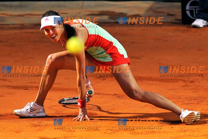 Ana Ivanovic Serbia.Roma 17/05/2012 Foro Italico.Tennis Internazionali d'Italia.Foto Insidefoto Antonietta Baldassarre