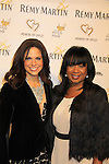 "CNN's Soledad O'Brien (co-mistress of ceremonies) and WABC Eyewitness News Anchor Sandra Bookman at Hearts of Gold's 16th Annual Fall Fundraising Gala & Fashion Show ""Come to the Cabaret"", a benefit gala for Hearts of Gold on November 16, 2012 at the Metropolitan Pavilion, New York City, New York.   (Photo by Sue Coflin/Max Photos)"