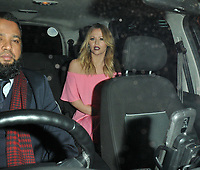 Kimberley Walsh at the Bardou Foundatioon's International Women's Day Gala, The Hospital Club, Endell Street, London, England, UK, on Thursday 08 March 2018.<br /> CAP/CAN<br /> &copy;CAN/Capital Pictures