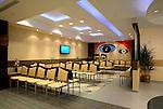 Waiting Room, Eye Clinic, New York City