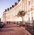 Camden Crescent, Bath, England