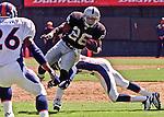 Oakland Raiders vs. Denver Broncos at Oakland Alameda County Coliseum Sunday, September 20, 1998.  Broncos beat Raiders  34-17.  Oakland Raiders running back Napoleon Kaufman (26).
