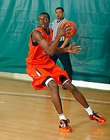 April 10, 2011 - Hampton, VA. USA;  Jerami Grant participates in the 2011 Elite Youth Basketball League at the Boo Williams Sports Complex. Photo/Andrew Shurtleff