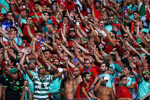 Portugal team group (POR), JULY 10, 2016 - Football / Soccer : UEFA EURO 2016 Final match between Portugal 1-0 France at Stade de France in Saint-Denis, France. (Photo by D.Nakashima/AFLO)