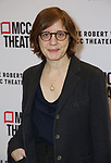 """Kate Whoriskey attends the rehearsal photo call for the MCC Theater's production of """"All The Natalie Portmans"""" on January 15, 2019 in New York City."""