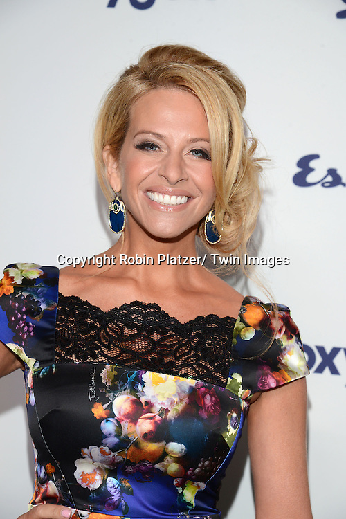 Dina Manzo attends the NBCUniversal Cable Entertainment Upfront <br /> on May 15, 2014 at The Javits Center North Hall in New York City, New York, USA.