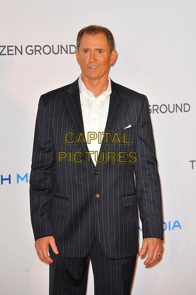 Robert Forgit<br /> 'The Frozen Ground' UK film premiere, Vue West End cinema, Leicester Square, London, England.<br /> 17th July 2013<br /> half length black white shirt suit<br /> CAP/MAR<br /> &copy; Martin Harris/Capital Pictures