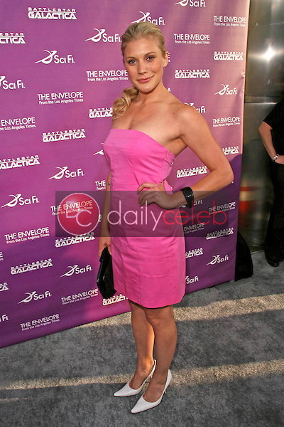 """Katee Sackhoff<br />at the Exclusive Celebration of """"Battlestar Galactica"""". Cinerama Dome, Hollywood, CA. 06-11-08<br />Dave Edwards/DailyCeleb.com 818-249-4998"""