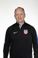 Chapel Hill, North Carolina  - Sunday March 22, 2020: U.S. Soccer Federation CEO Will Wilson.