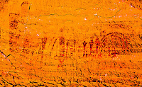Ancient Ancestral Puebloan Rock Art