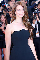 "Lana Del Rey attending the ""Moonrise Kingdom"" Premiere during the 65th annual International Cannes Film Festival in , 16th May 2012...Credit: Timm/face to face /MediaPunch Inc. ***FOR USA ONLY***"
