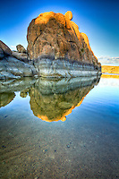 Zen Reflection #2 - Watson Lake - Arizona