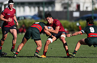 Kings College 1st XV v Dilworth, Dilworth, Auckland, Saturday 4 August 2018. Photo: Simon Watts/www.bwmedia.co.nz