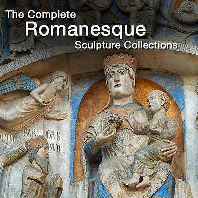 Pictures & images of Romanesque Sculpture