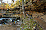 Rattlesnake Saloon near Tuscumbia, AL.    (The Huntsville Times/Bob Gathany Photographer)