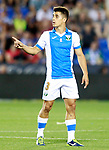 CD Leganes' Unai Bustinza during La Liga match. August 18,2017. (ALTERPHOTOS/Acero)