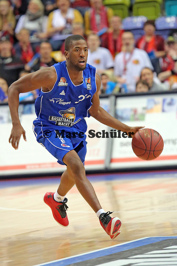 Jarred Dubois (Skyliners) - Fraport Skyliners vs. Artland Dragons Quakenbrueck, Fraport Arena Frankfurt