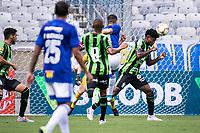 Belo Horizonte (MG), 09/02/2020- Cruzeiro-America - Eduardo Bauermann -partida entre Cruzeiro e America, válida pela 5a rodada do Campeonato Mineiro no Estadio Mineirão em Belo Horizonte neste domingo (09)