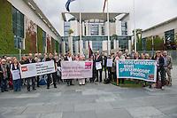 2016/08/03 Berlin | Anwälte protestieren gegen Verfolgung von Kollegen in der Türkei