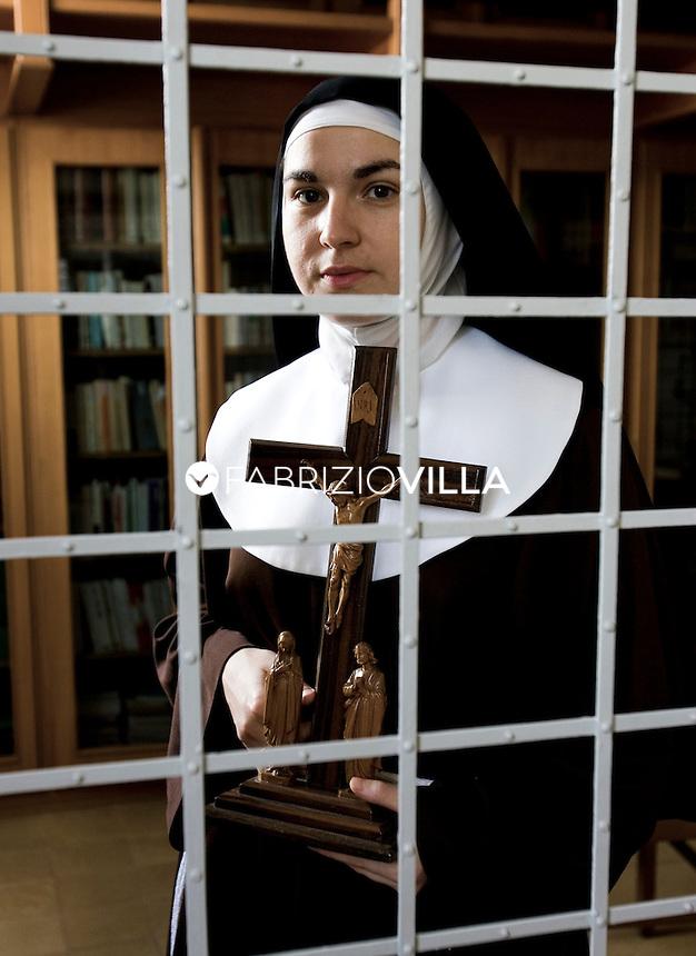 Monastero S. Chiara, convento di clausura delle Clarisse.