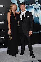HOLLYWOOD, CA - SEPTEMBER 28: Luke Hemsworth at the premiere of HBO's 'Westworld' at TCL Chinese Theatre on September 28, 2016 in Hollywood, California. Credit: David Edwards/MediaPunch
