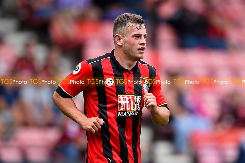 Ryan Fraser of AFC Bournemouth during AFC Bournemouth vs Cardiff City, Friendly Match Football at the Vitality Stadium on 30th July 2016