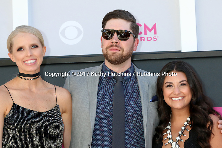 LAS VEGAS - APR 2:  Wife, Corey Crowder, Guest at the Academy of Country Music Awards 2017 at T-Mobile Arena on April 2, 2017 in Las Vegas, NV