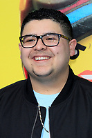 "LOS ANGELES - FEB 2:  Rico Rodriguez at ""The Lego Movie 2: The Second Part"" Premiere at the Village Theater on February 2, 2019 in Westwood, CA"