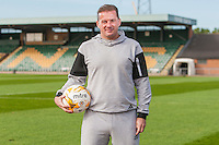 """New Newport County AFC manager Graham Westley poses at Newport Stadium, after his first press conference for the club.<br /> Re: Newport County manager Graham Westley has defended his conduct after a row that saw club secretary Graham Bean leave after just three weeks.<br /> He left Newport as he """"cannot work"""" with Westley.<br /> """"Any business that goes on between me and the football club is business between me and them,"""" Westley said.<br /> Bean says he quit the club because of the rift with Westley, who was appointed in October, but the manager says Bean was dismissed.<br /> The club confirmed Bean's departure, but declined to comment further."""