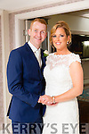 Catherine Stack, Ardfert, daughter of Richard and Annie Stack, and Alan Mason, Tralee, son of Richard and Anne Mason were married at St Brendan's Church Ardfert by V. Rev Tadhg Fitzgerald on Saturday 18th July 2015 with a reception at the Earl of Desmond Hotel