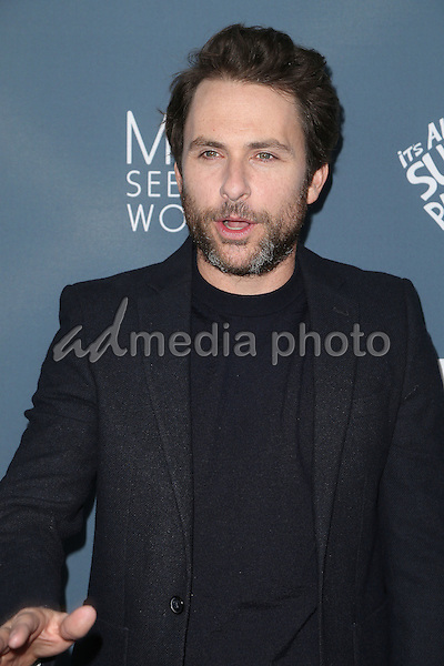 "03 January 2017 - Los Angeles, California - Charlie Day. Premiere Of FXX'""It's Always Sunny In Philadelphia"" Season 12 And ""Man Seeking Woman"" Season 3 held at Fox Bruin Theatre. Photo Credit: F. Sadou/AdMedia"