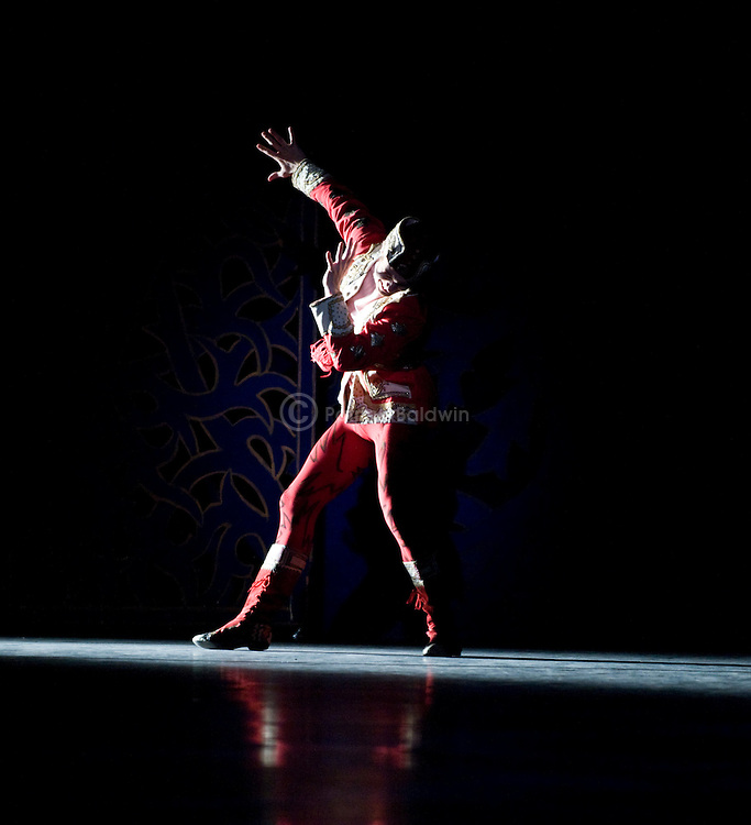 Birmingham Royal Ballet. The Firebird.