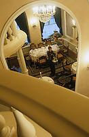 "Europe-Asie/Russie/Saint-Petersbourg: Salle de restaurant ""The Noble Nest"""