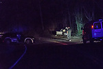 WATERBURY, CT. 04 May 2018-050418BS58 - Car crash on Route 69 on Friday evening. Bill Shettle Republican-American