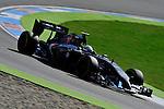 Guido van der Garde (NL), Sauber F1 Team<br />  Foto &copy; nph / Mathis