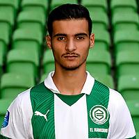 GRONINGEN - Voetbal, presentatie FC Groningen, seizoen 2019-2020, 08-08-2019, FC Groningen speler Mo El Hankouri