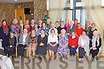 CHRISTMAS LUNCH: The member's of the Fáilte Ladies Probus enjoying a great time at their Women's Christmas lunch at the Ballyroe Heights hotel on Friday..