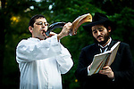 New York Rosh Hashanah 2011 in central park