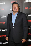"Netflix Chief Content Officer Ted Sarandos at the NETFLIX PRESENTS THE NEW YORK PREMIERE OF ""THE GET DOWN"" Held at Lehman College in the Bronx"