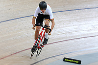 Archie Martin of Waikato BOP competes in the U17 Boys 2000m IP at the Age Group Track National Championships, Avantidrome, Home of Cycling, Cambridge, New Zealand, Thurssday, March 16, 2017. Mandatory Credit: © Dianne Manson/CyclingNZ  **NO ARCHIVING**