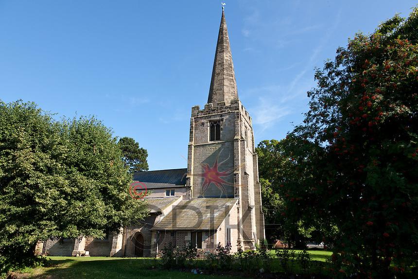All Saint's Church, Cotgrave, Nottinghamshire