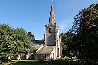 All Saint's Church, Cotgrave, Nottinghamshire
