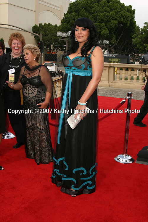Sara Ramirez.ALMA Awards 2007.Pasadena Civic Auditorium.Pasadena, CA.June 1, 2007.©2007 Kathy Hutchins / Hutchins Photo....