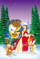 Beauty and the Beast- The Enchanted Christmas (1997)<br /> *Filmstill - Editorial Use Only*<br /> CAP/KFS<br /> Image supplied by Capital Pictures