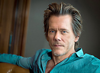 American actor Kevin Bacon in the Bayerischer Hof hotel in Munich, Germany, 2 May 2017. Bacon is in Munich to present his new series 'I Love Dick'. Photo: Alexander Heinl/dpa /MediaPunch ***FOR USA ONLY***