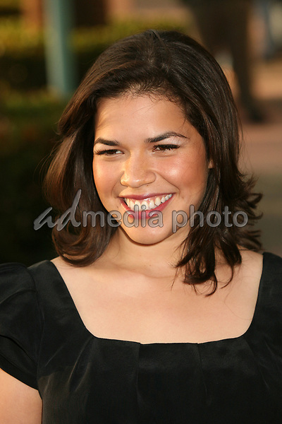 "30 April 2007 - North Hollywood, California - America Ferrera. An Evening with ""Ugly Betty"", presented by the Academy of Television Arts and Sciences at the Leonard Goldenson Theater. Photo Credit: Byron Purvis/AdMedia"