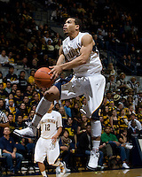Justin Cobbs of California shoots the ball during the game against CSUB at Haas Pavilion in Berkeley, California on November 11th, 2012.  California defeated CSUB, 78-65.