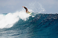 Surfing in the Mentawai Islands, Indonesia