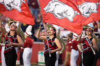Hawgs Illustrated/BEN GOFF <br /> Arkansas vs Auburn football Saturday, Oct. 21, 2017, at Reynolds Razorbacks Stadium in Fayetteville.